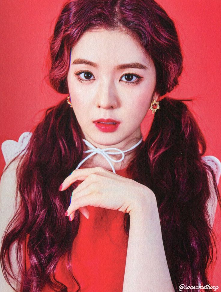 red velvet irene 'rookie' era
