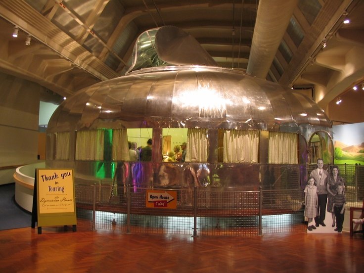 Dymaxion House At Henry Ford Museum I