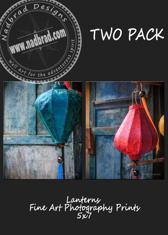 Amazing discount 2 picture set blue pink antique by NadbradDesigns