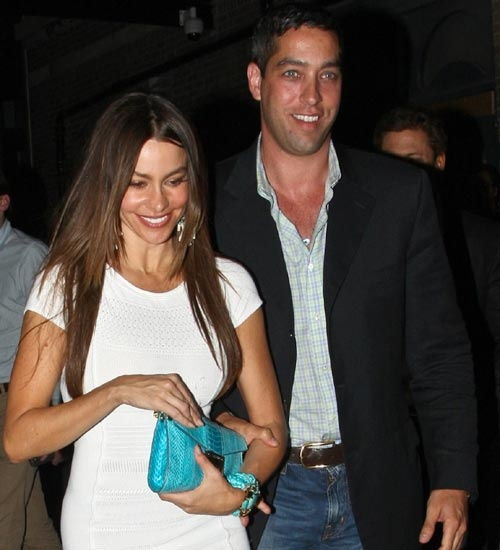 Sofía Vergara y Nick Loeb, ¿las imágenes de su reconciliación? #people #celebrities #modernfamily #actress