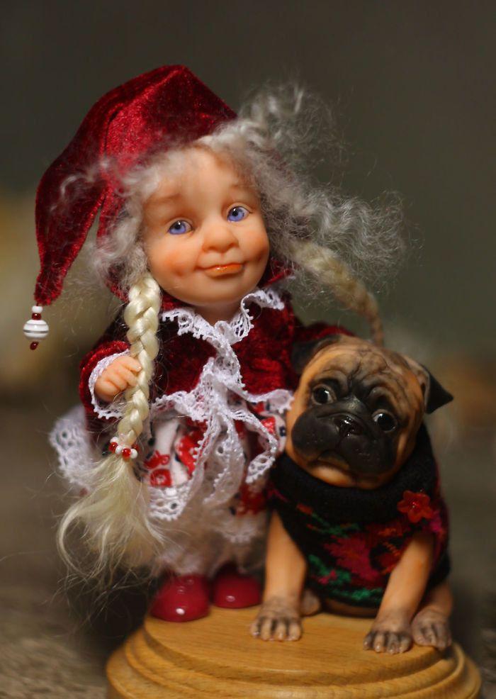 Фотографии, картинки прикольные с куклами