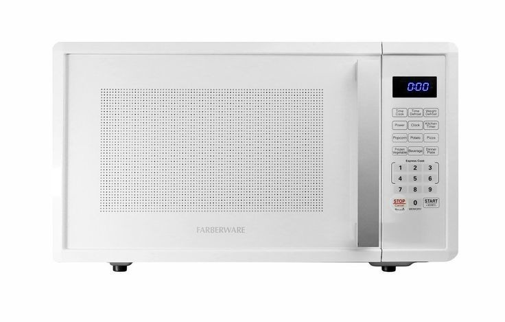 Hot Products Farberware Professional FMWO11AHTWHC  1.1 Cubic Foot 1000-Watt Microwave Oven, White the goods not only practical and economical it39s stylish too Available with a variety of today39s most popular features this handy microwave is well suited for the dorm room office cottage or...