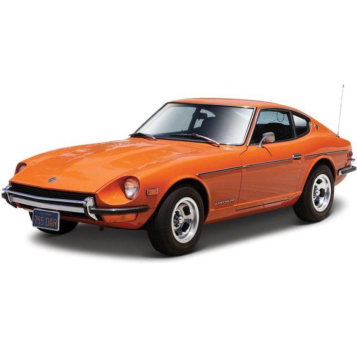 Maisto SP Datsun 240Z 1970 1:18 Model Araba S/E Turuncu  #klasik #model #araba #oyuncak #koleksiyon #bitirimoyuncak