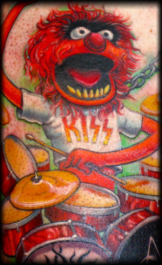 ink master season 3 tattoo baby | Ink Master: Artist Portfolio: Tommy Helm (18 Photos)