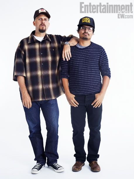 SDCC 2012 - David Ayer and Michael Pena - End Of Watch