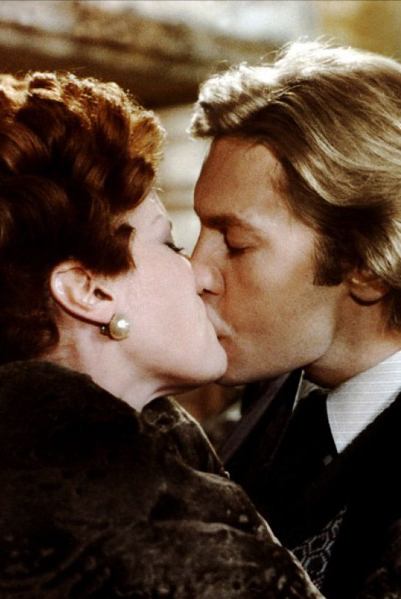 Silvana Mangano & Helmut Berger in Conversation Piece