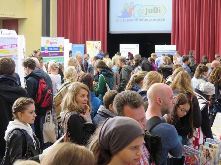 JugendBildungsmesse in #Berlin: 10. Oktober 2015, Max-Taut-Schule