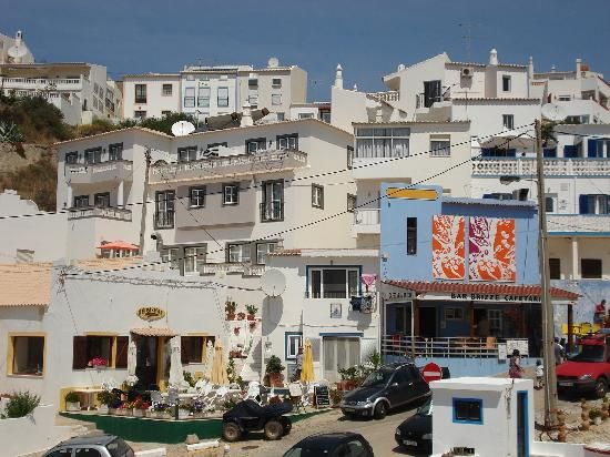 when in Portugal: The pretty village of Burgau