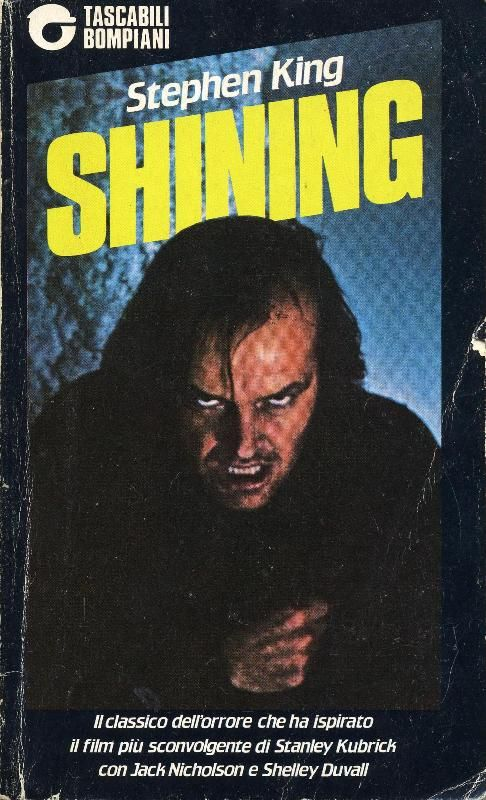 A summary of the shining a novel by stephen king