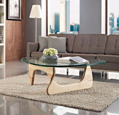 Exceptional The Montecito Triangle Coffee Table Is A High Quality Reproduction Of Isamu  Noguchiu0027s 1948 Modern Design Masterpiece. A Sculptural Centerpiece For Any  ... Great Ideas