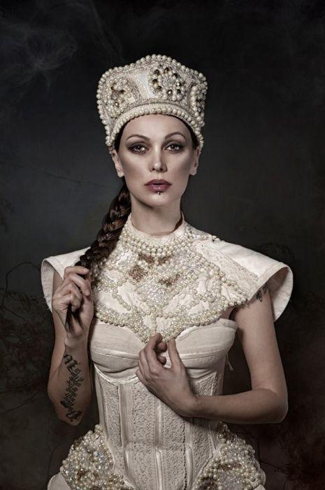 Photographer & Model: Aneta Kowalczyk