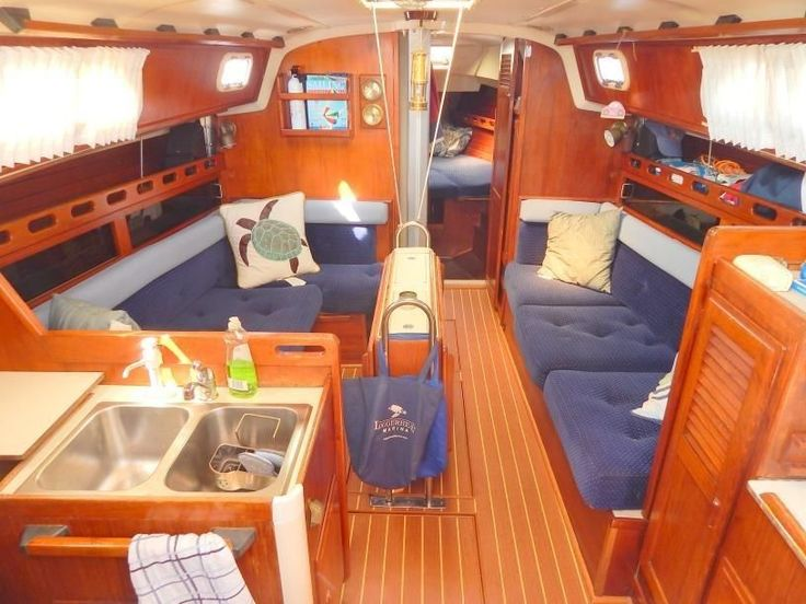 1987 Oday Aft cockpit sloop Sail Boat For Sale 24000 - www.yachtworld.com