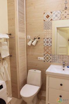 Дизайн ванной комнаты, интерьер ванной в русском стиле