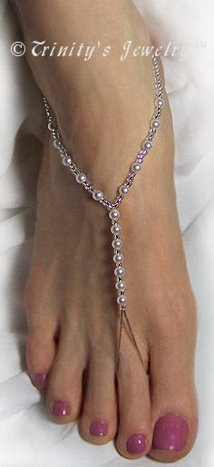Pear Foot Jewelry