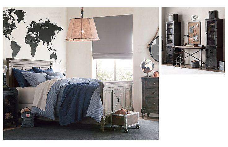 326 Best Images About Boys Bedroom Modern Industrial Rustic On Pinterest Restoration