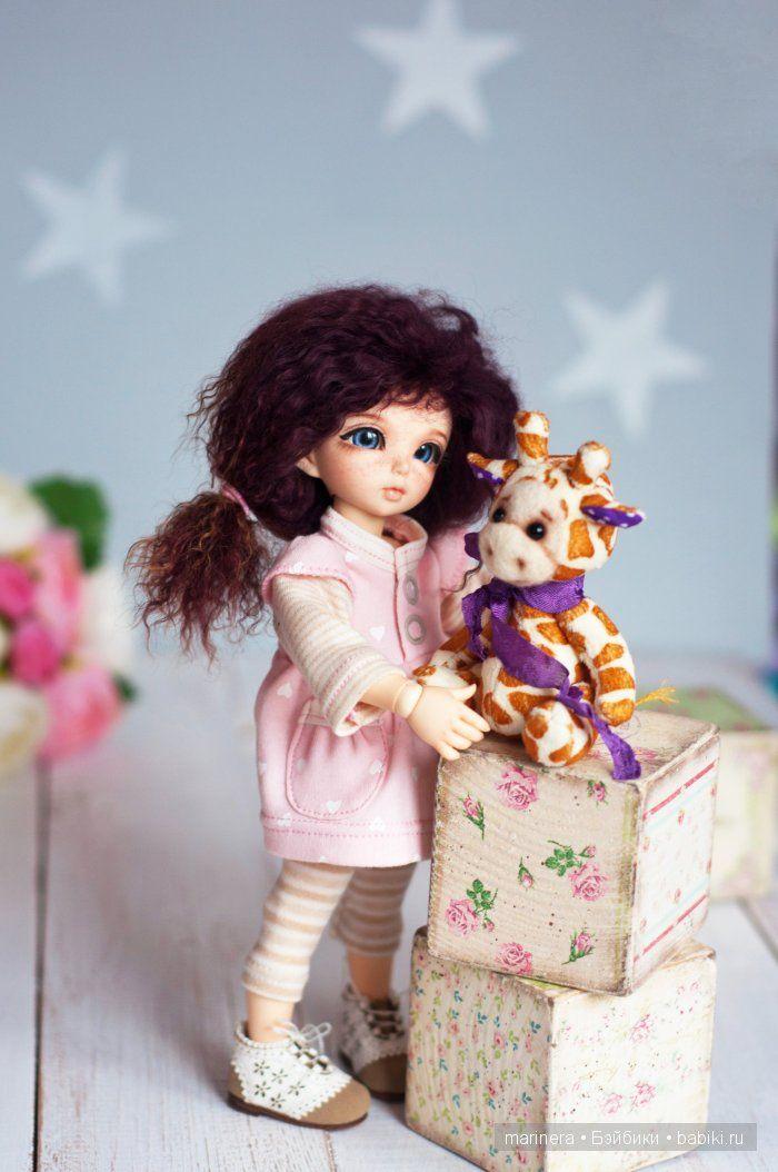 У каждой маленькой девочки должен быть жираф! / BJD - шарнирные куклы БЖД / Бэйбики. Куклы фото. Одежда для кукол