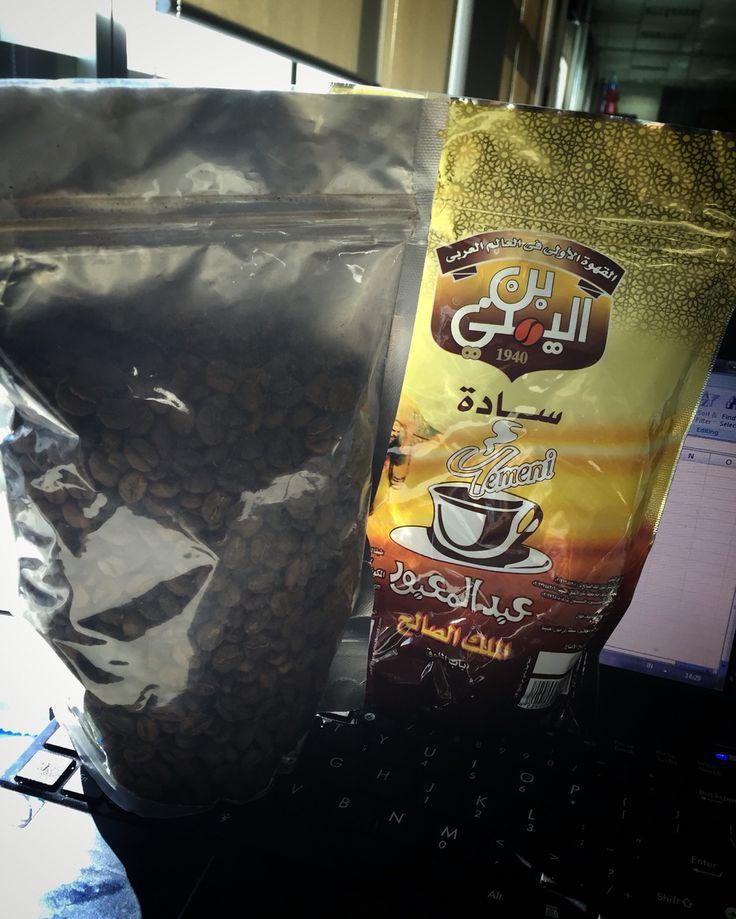 Coffee from Egypt #coffee #coffeeaddict #espresso