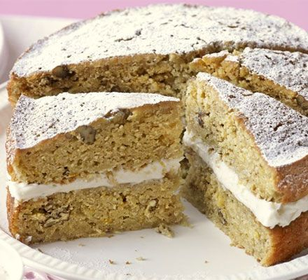 Catherine Berwick's Parsnip & maple syrup cake, recipe, going to make this, love parsnips