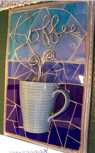 Coffee cup mosaic #2