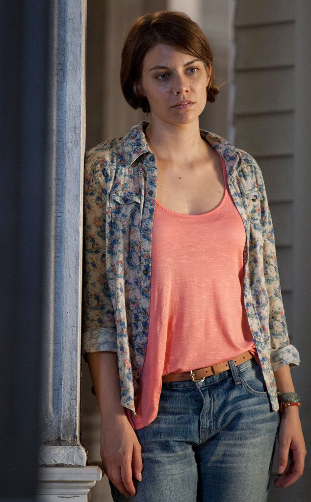 Maggie (Season 2): The Walking Dead Then & Now: See How Much The Zombie Apocalypse Changed the Cast