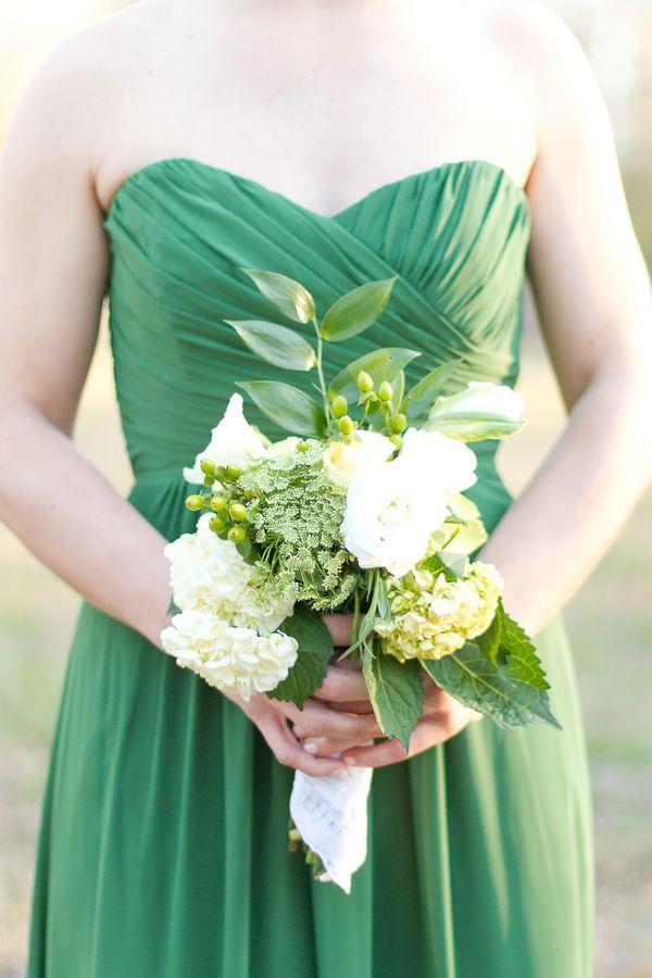 #green #wedding