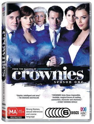CROWNIES follows five young solicitors fresh out of law school as they face the pressures and madness of modern single life