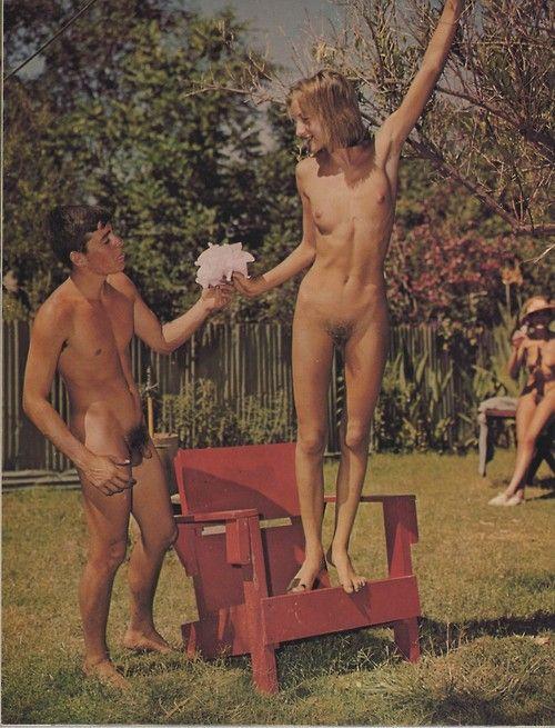 nudisten camps