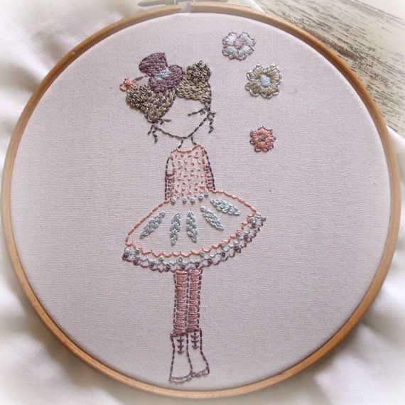 Ideas about hand embroidery designs on pinterest