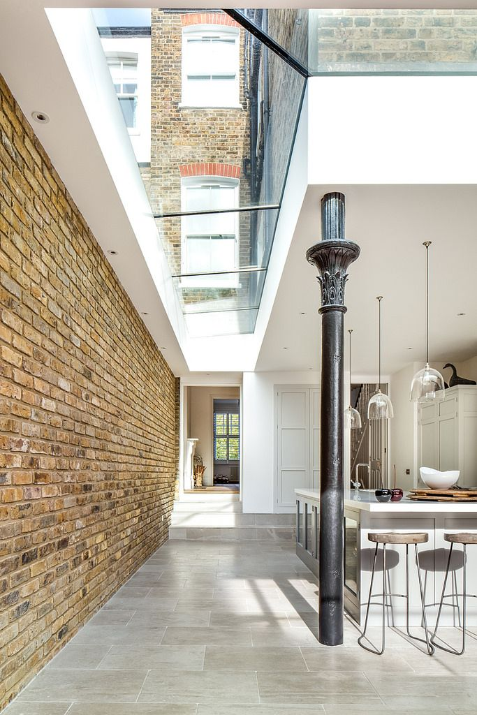 https://flic.kr/p/H1H1S1 | Wandsworth Common Westside | A home refurbishment and extension in South West London designed by Granit Chartered Architects.