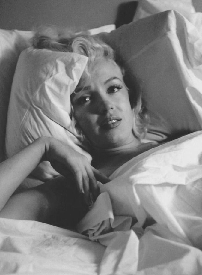On August 5, 1962, at only 36 years old, Marilyn Monroe died at her Los Angeles home. An empty bottle of sleeping pills was found by her bed. There has been some speculation over the years that she may have been murdered, but the cause of her death was officially ruled as a drug overdose. There have been rumors that Monroe was involved with President John F. Kennedy.