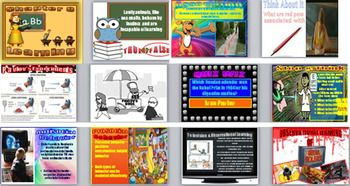 AP Psychology Learning PowerPoint covers, Classical conditioning, Operant Conditioning, and Observational Learning. It includes:247 of engaging, animated, and fun slides, true and false questions, review questions at the end with answers, checking for understanding throughout, think pair share questions, stopping points for videos with youtube links, schedule of reinforcement quiz with answers, classical conditioning practice, operant conditioning activity.*Please email me at…