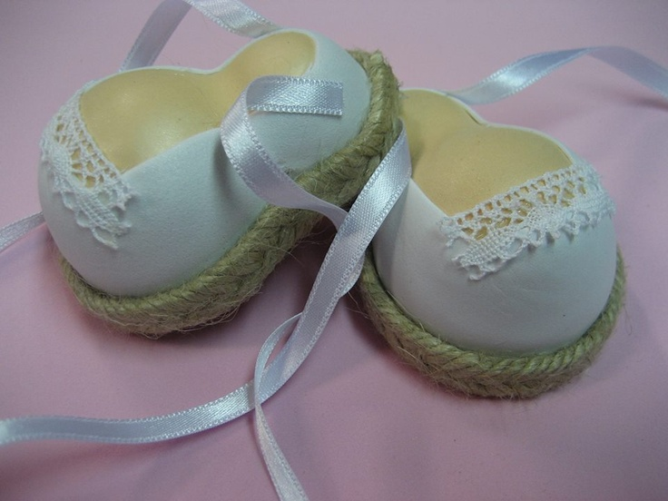Sandalias blancas en Goma Eva para fofuchas. | Ideas para Fofuchas ...