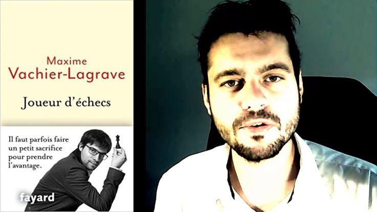 Joueur d'echecs de Maxime Vachier-Lagrave