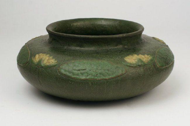 66 Best Grueby Pottery Images On Pinterest American Art