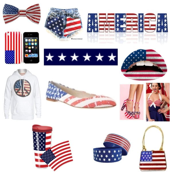 Red, white & blue: Red White Blue