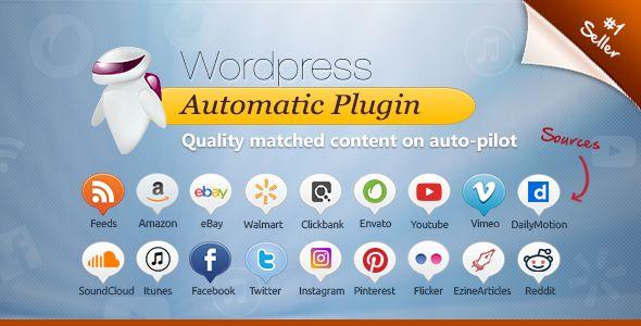 Download WordPress Automatic Plugin V3.30.0 Free