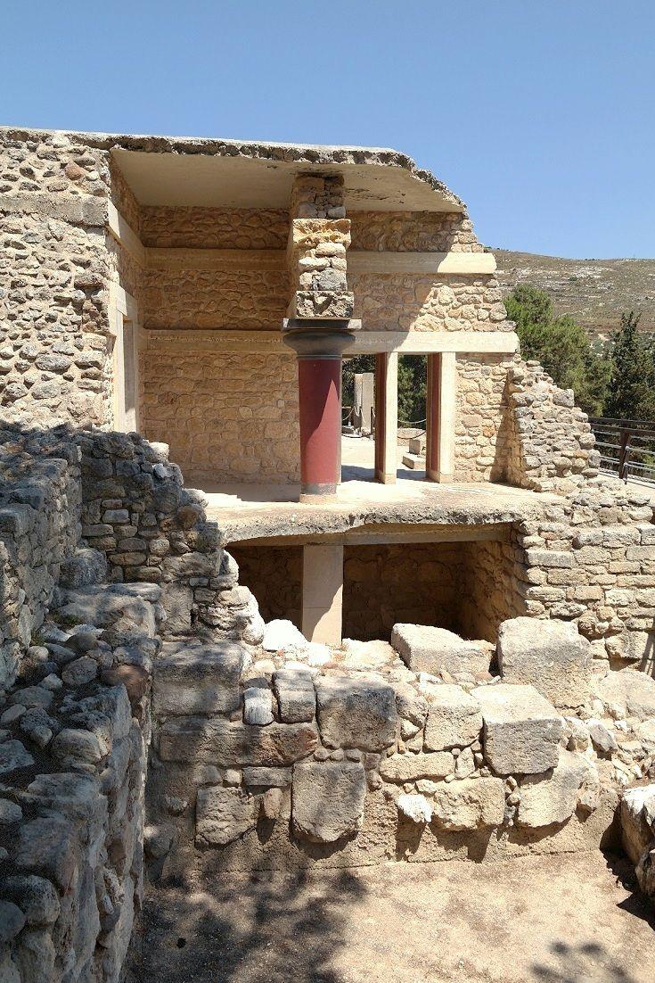 Knossos minoische Palast