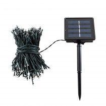 Guirlande solaire blanche Wi-Light 200 LEDs WL200
