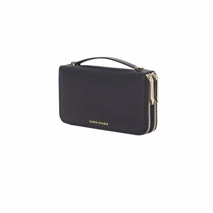 Dana Wallet Gold Star City Karen Walker Benah