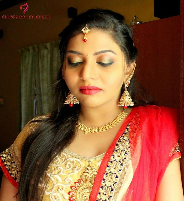 Dulhan Files- The engagement Makeup Makeover