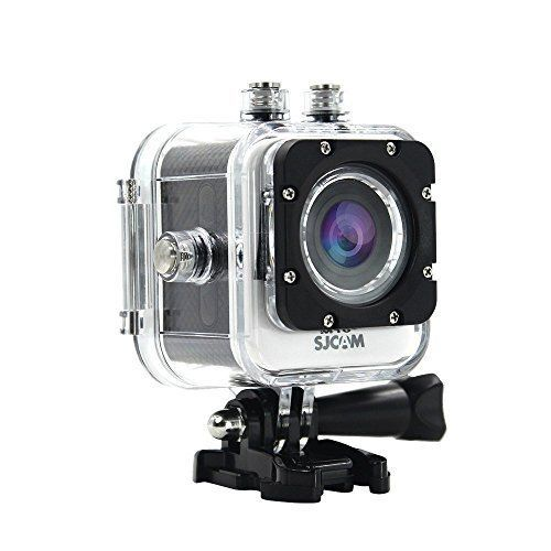 SJCAM M10 Plus Action Camera Sport Cam 12.0MP 2K Sports DV Underwater Camcorder Waterproof Outdoor Camera Novatek NTK96660 170 Degree Wide Angle Extreme Sports Diving Cycle Camera -- Click image to review more details.