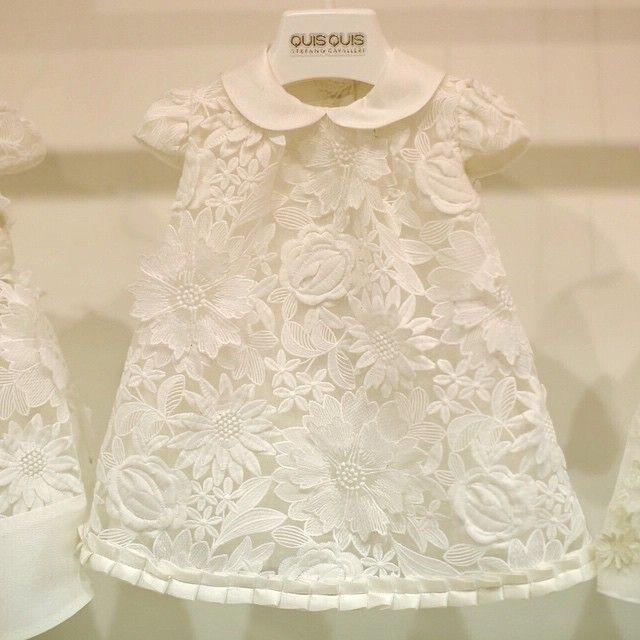"35.8 mil curtidas, 1,121 comentários - Fashion Kids (@fashionkids) no Instagram: ""Gorgeous @quisquiskids dress SS16 #pittibimbo #pitticolor  With @childrensalon"""