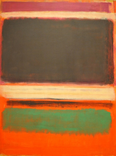 an analysis of rothkos paintings Aka: mark rothkowitz: mark rothko: marcus rothkovitch: marcus  their art was  abstract, meaning that it had made no reference to the.