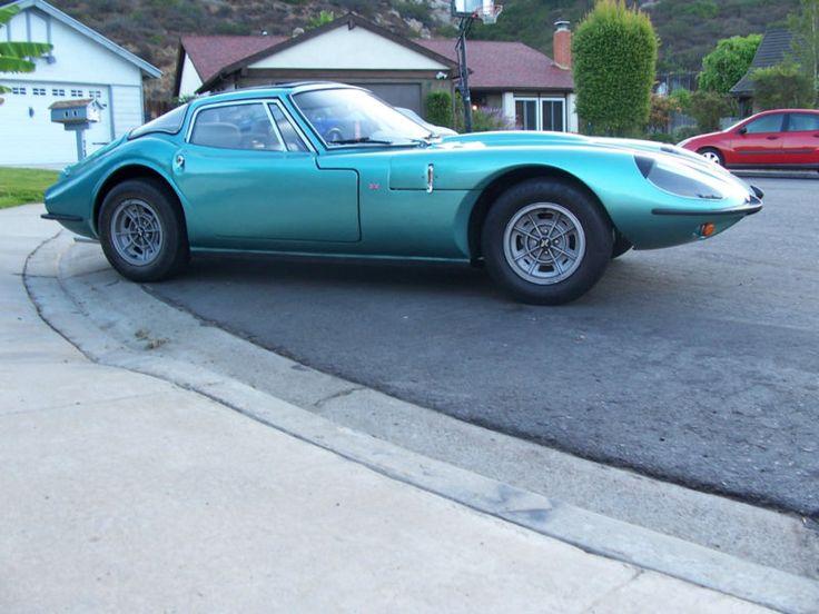 Marcos GT 3.0L V6