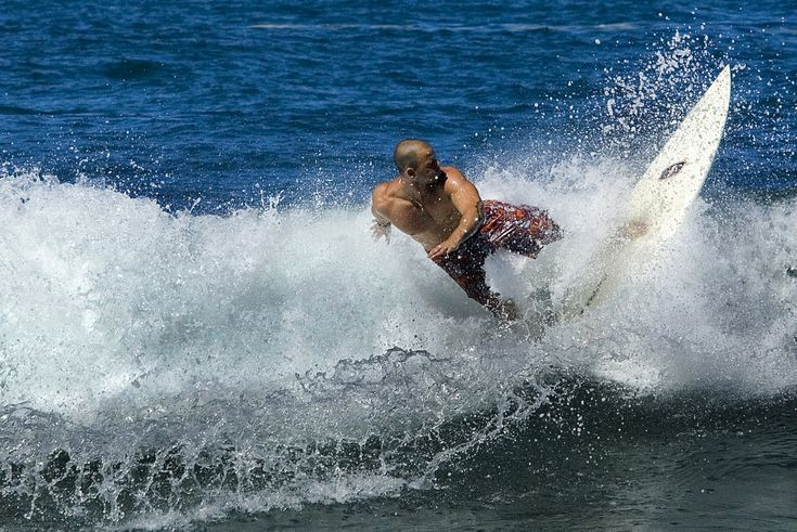 Surfing Latin America Action