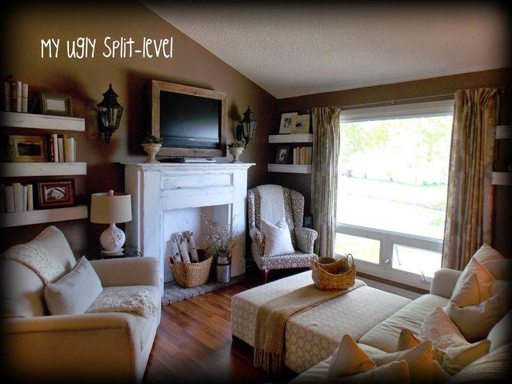 17 Best Ideas About Split Level Decorating On Pinterest Split Level Entryway Raised Ranch