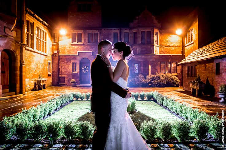 Colshaw Hall wedding venue in Cheshire