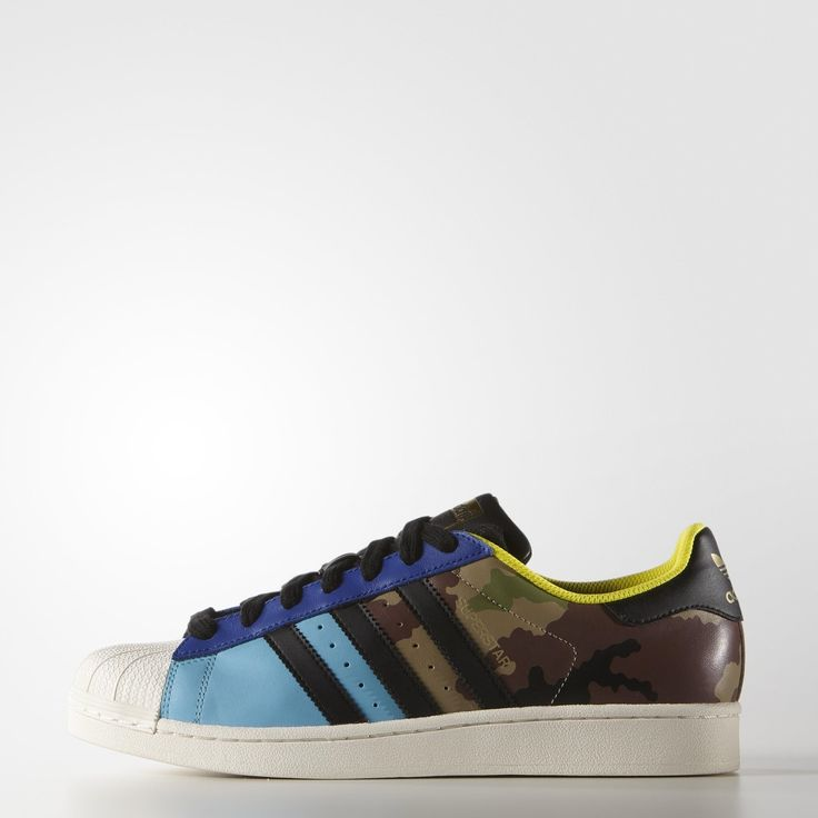 adidas Superstar Shoes Oddity Pack - Blue | adidas US