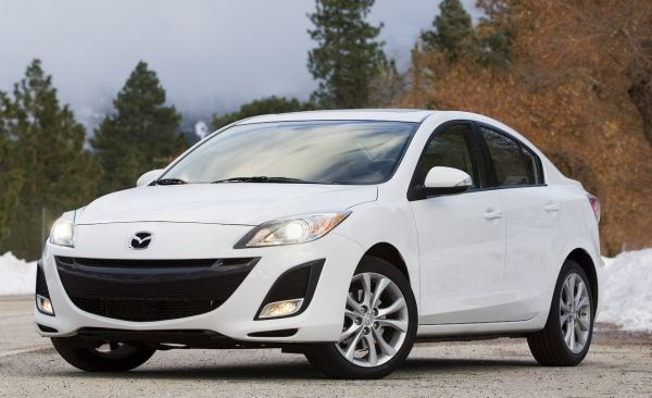 Mazda 3. I had the old model a 2004 and I loved it!! I want the new body design!!!!!!