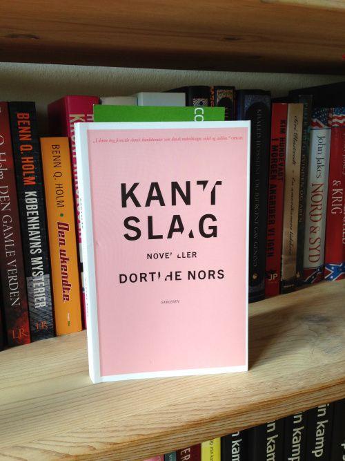 Kantslag af Dorthe Nors